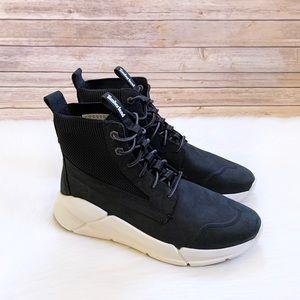 Timberland Urban Move Black Chukka Sneaker Boots